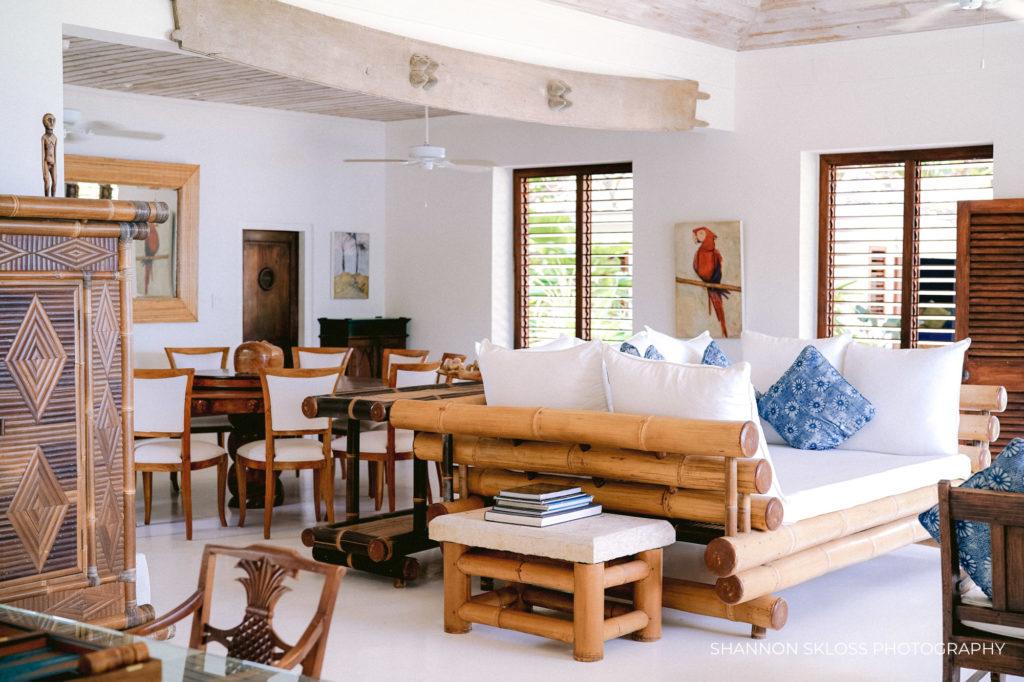 Fleming villa at Goldeneye resort