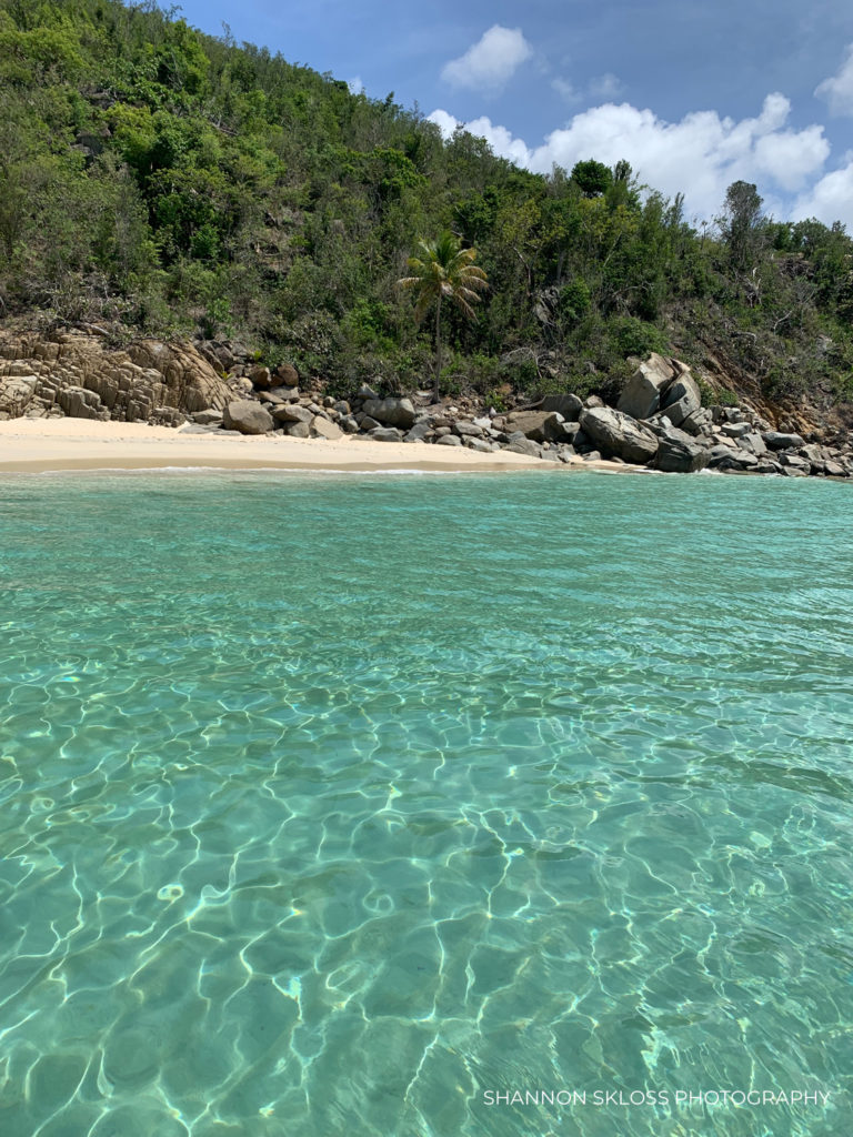 Tortola Beach by Travels of Skloss