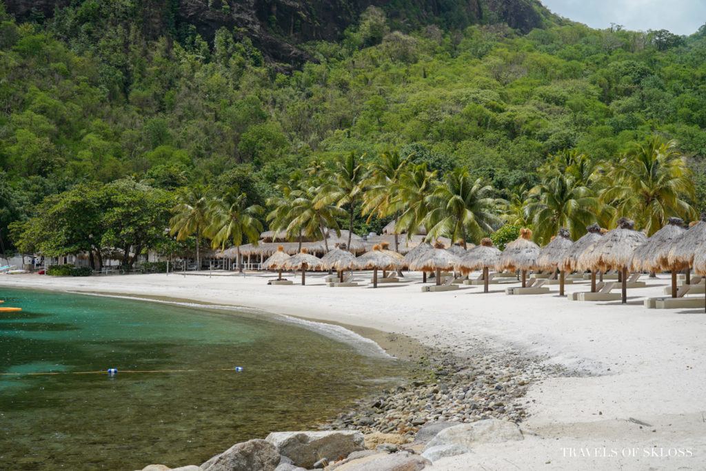 sugar beach viceroy st lucia
